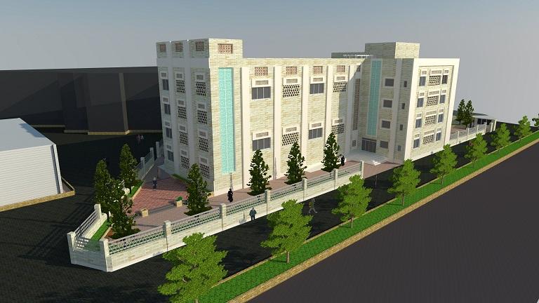 طراحی کمپ اسکان نصرت واقع در شهرک شهید رجایی – شهرداری منطقه ۶ مشهد